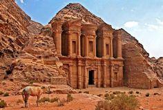 Las nuevas 7 maravillas del mundo: Ciudad de Petra