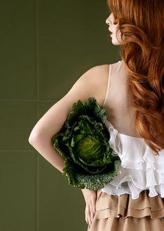 """Photographer : Marjolijn de Groot @ c'est la vie for the newspaper """"Supermarket"""" by c'est la vie Stylist : Charlotte Huguet Post-Production : Camille Kerdudo"""