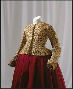 Woman's Jacket 1620 The Metropolitan Museum of Art