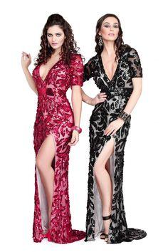 10 Primavera Couture Evening Dresses