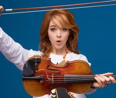 12 Struggles Only Violinists Will Understand According To Lindsey Stirling. This is awesome