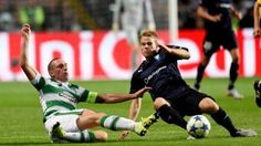 Live text, images and social interaction as Celtic defeat Swedish side Malmo in the first leg of their Champions League play-off. Champions League, Celtic, Football, Brown, Sports, Soccer, Hs Sports, Futbol, American Football