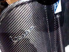 Vespa carbon fiber