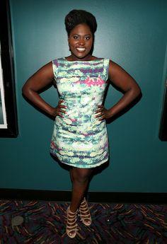 Danielle Brooks, Curvy Plus Size, Orange Is The New Black, Black Star, a721c7e8cf0