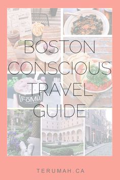 Where to Buy Ethical Fashion in Boston + Mini Conscious Travel Guide - Terumah Sustainable Living, Sustainable Fashion, Boston Public Garden, Fair Trade Jewelry, Responsible Travel, Activities To Do, In Boston, Ethical Fashion, Massachusetts