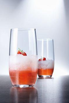Schott Zwiesel Banquet Long Drink / Mixer / Highball Glass - Set of Glassware; Shot Glass Set, Wine Glass Set, Easy Brunch Menu, Gin, Schott Zwiesel, Best Brunch Recipes, Drink Mixer, Long Drink, Old Fashioned Glass