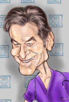 Dr. Oz by ~adavis57 on deviantART