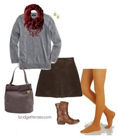 """""""colorful tights 4"""" by bridgetteraes ❤ liked on Polyvore featuring Zara, J.Crew, Skagen and Stella & Dot"""