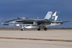 VFA-122 F 18 C