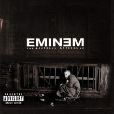 THE MARSHALL MATHERS LP (2001) | EMINƎM | Country: USA | What About: MY first 'Next Episode'. | Must Listen: Stan (featuring Dido) | #Eminem #Dido #Stan