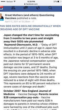 SIDS in japan