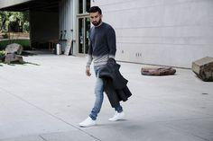 Eff Ulloa: The King of Clean-Cut, Casual Menswear // Men's Fashion Post