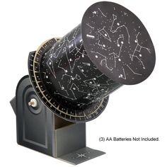 A projector similar to the one used in the Malloru Kountze Planetarium. (Repinned)