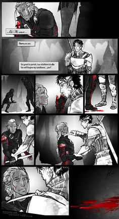 Dragon Age: TAINTED, p3 by croaky