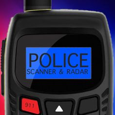 #NEW #iOS #APP Police Scanner With Lights U0026 Radar   Patrica Ruben