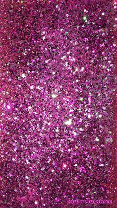 Glitter phone wallpaper pink sparkle background sparkling colorful girly pretty glittery #GlitterFondos