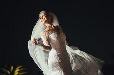 Vestido: Marie Lafayette / Cerimonial e rsvp : Ana Cristina Magalhães / Decoração: Rosa dos Ventos / Fotos: Renata Xavier
