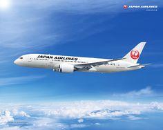 JAL, Boeing 787 Dreamliner