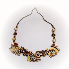Seashell Bridge Necklace Necklaces, Bracelets, Sea Shells, Bridge, Charmed, Jewelry, Bangles, Jewellery Making