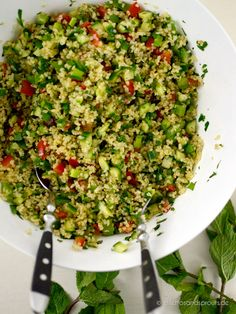 Tabouleh - Stilettos & Sprouts