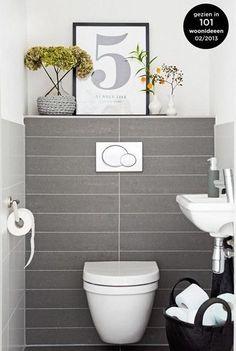 Warum sollte das WC eine kunstfreie Zone sein? Passende Kunst gibt es bei Kunstendlich