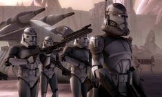 Kamino's Finest: Captains and Commanders of the Clone Army | StarWars.com