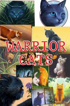 Warrior cats  Love them