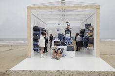H Beach Pop-up Store » Retail Design Blog