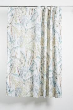 Jungled Artist Cotton Shower Curtain ( Waterproof ) by Sophie Probst Shower Curtains, Artist At Work, Textiles, Prints, How To Make, Cotton, Handmade, Hand Made, Printed
