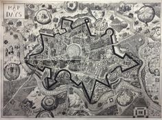 'A Map of Days' / Grayson Perry