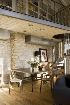 Dining Space | Jordi Canosa / Casa Rústica a Girona |