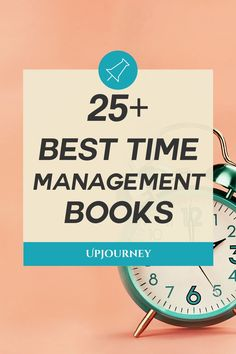 Have you ever felt overwhelmed by your workload? If you did, we got you covered. Here are the best books on time management and productivity for moms, for dads, and for everyone! #UpJourney #timemanagement #productivity Books For Moms, Good Books, Books To Read, My Books, Management Books, Good Time Management, Best Non Fiction Books, Best Self Help Books, Books For Self Improvement