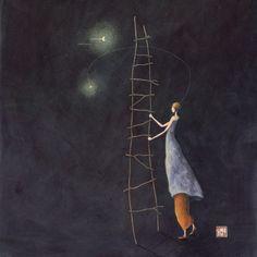 "Gaelle Boissonnard - ""unhook the moon"""