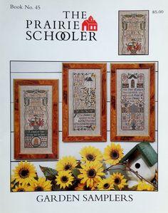BOOK No45 GARDEN SAMPLER 1/5