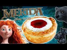 Merida Spell Cake Recipe from Brave [Disney cake recipe] Disney Dishes, Disney Desserts, Disney Cakes, Disney Food Recipes, Disney Themed Food, Disney Inspired Food, Disney Pixar, Brave Disney, Brave Cakes
