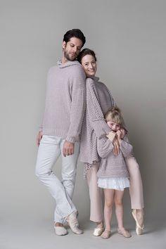 Midora Hooded Sweater & Greta Sweater HANIA by Anya Cole Summer 2015