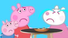 Свинка Пеппа Мультик Для Детей и Джордж всё испортили! Сьюзи плачет   Pe...