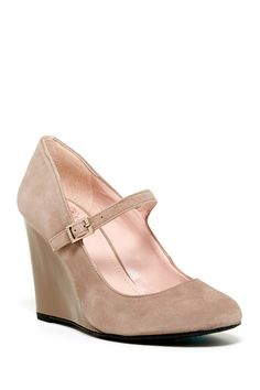 Vince Camuto Magie Mary Jane Wedge Heel//