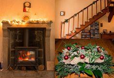Aangezien #kerstmis nu wel erg dichtbij begint te komen zijn we begonnen met het decoreren van ons huis, zodat alles op tijd klaar is voor onze gasten met de #feestdagen.  Dit jaar geen boom; we hebben genoeg (kerst)bomen in de tuin staan, en vinden het wel zo #milieuvriendelijk om deze niet om te hakken of uit te graven. :-)