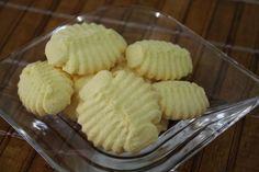 Biscoito de Maizena delícia que derreta na boca