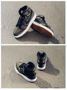 """Nike Air Jordan 1 Retro KO Hi OG """"Militia Green"""" aba119670"""