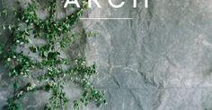 DIY Greenery Wedding Arch -