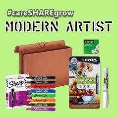 #CSG Modern Art Jan 7 Prize | Welcome to Jan 2016's #careSHAREgrow #Prize Preview. Follow @Shoplet on Twitter to chat!