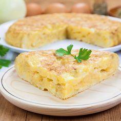 Tortilla espagnole simple