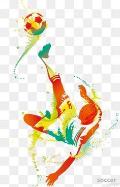 Soccer Art, Soccer Logo, Football Art, Play Soccer, Soccer Silhouette, Dance Silhouette, Flower Silhouette, Soccer Drawing, Soccer Backgrounds