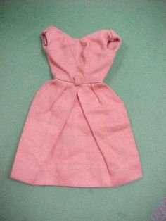 Nice: Vintage early 1950's ~ 1960's Barbie DOLL clothing outfit Good Condition | eBay