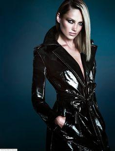 Fantasy Fashion Design: Karmen Pedaru protagonizá la campaña  de otoño-inv...