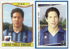 Diego Simeone (Pisa Calcio, 1990–1992, 55 apps, 6 goals)