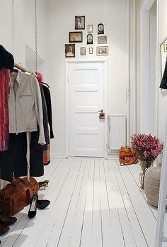 't Zou leuk zijn moest ik mijn (lelijke) simpele deuren er zo kunnen laten uitzien