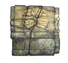 T17g, Oel auf Holz,82 x 82 cm
